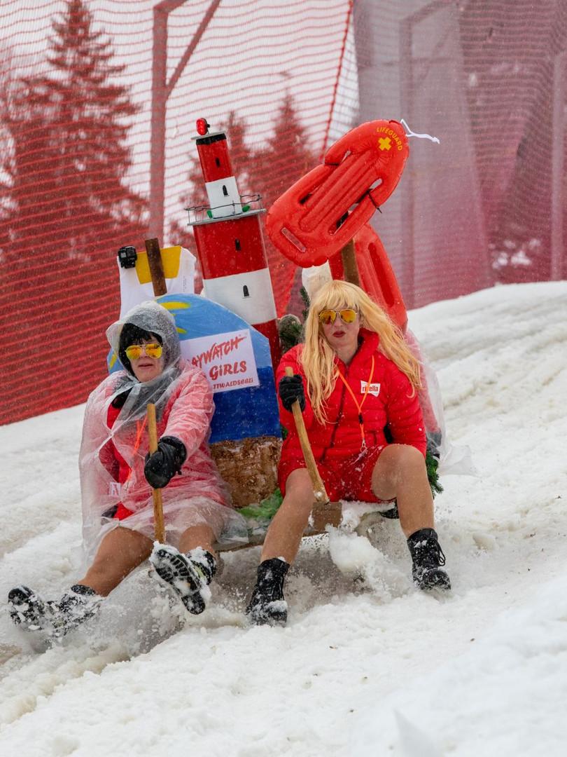 Hornschlittenrennen Sonntag (2174) Marku