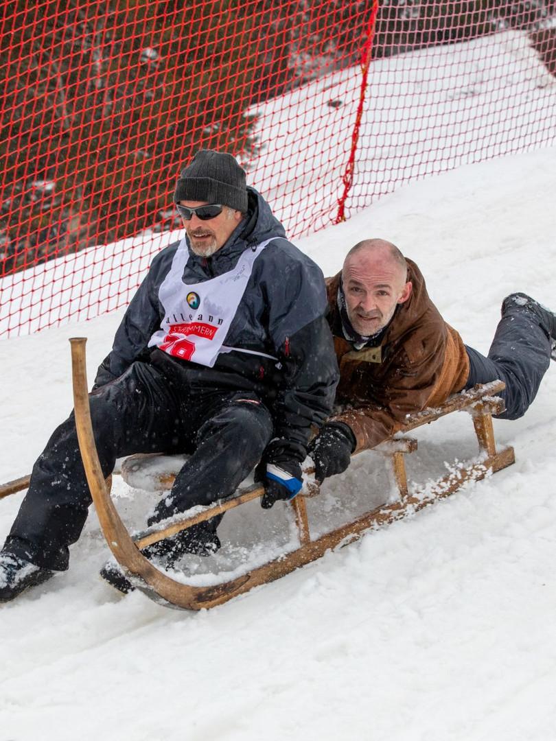Hornschlittenrennen Sonntag (2163) Marku