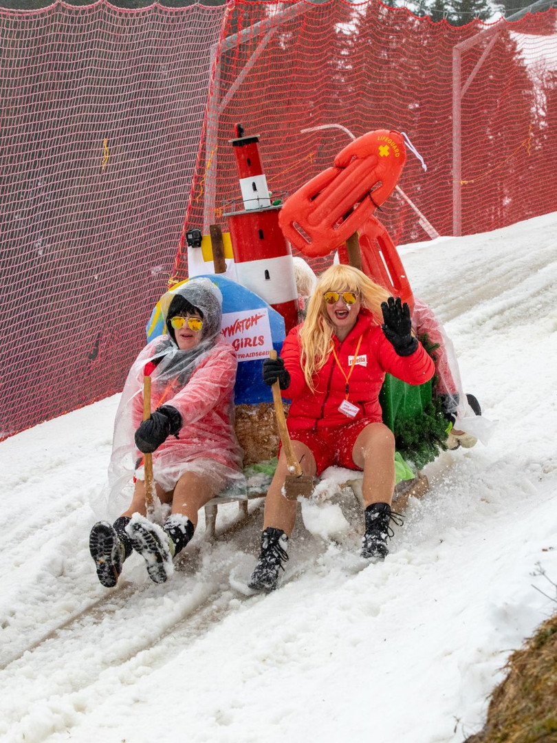 Hornschlittenrennen Sonntag (2175) Marku