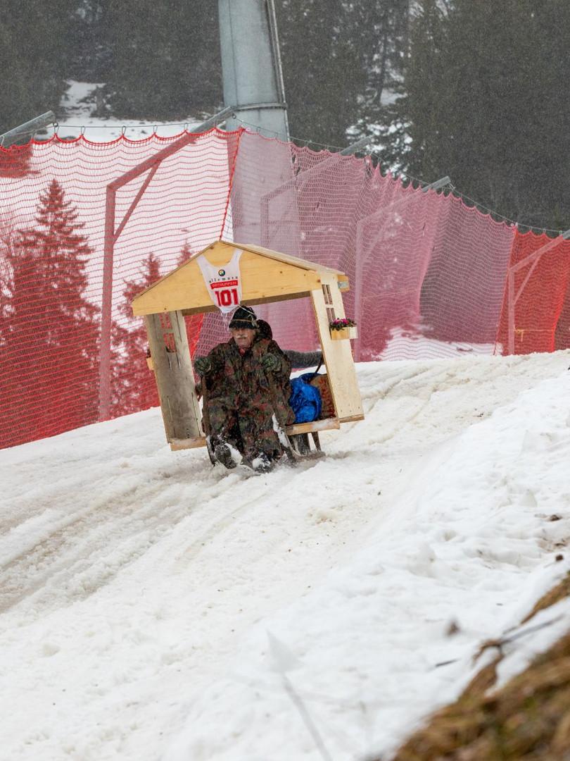 Hornschlittenrennen Sonntag (2170) Marku
