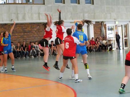 2. B- Jugend MHV Spiel erfolgreich bestritten