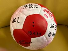 HC Leipzig – SG 09 Kirchhof // Spielball