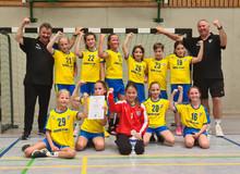 E1: Turniersieg beim 20.Saale-Cup der TSG Calbe