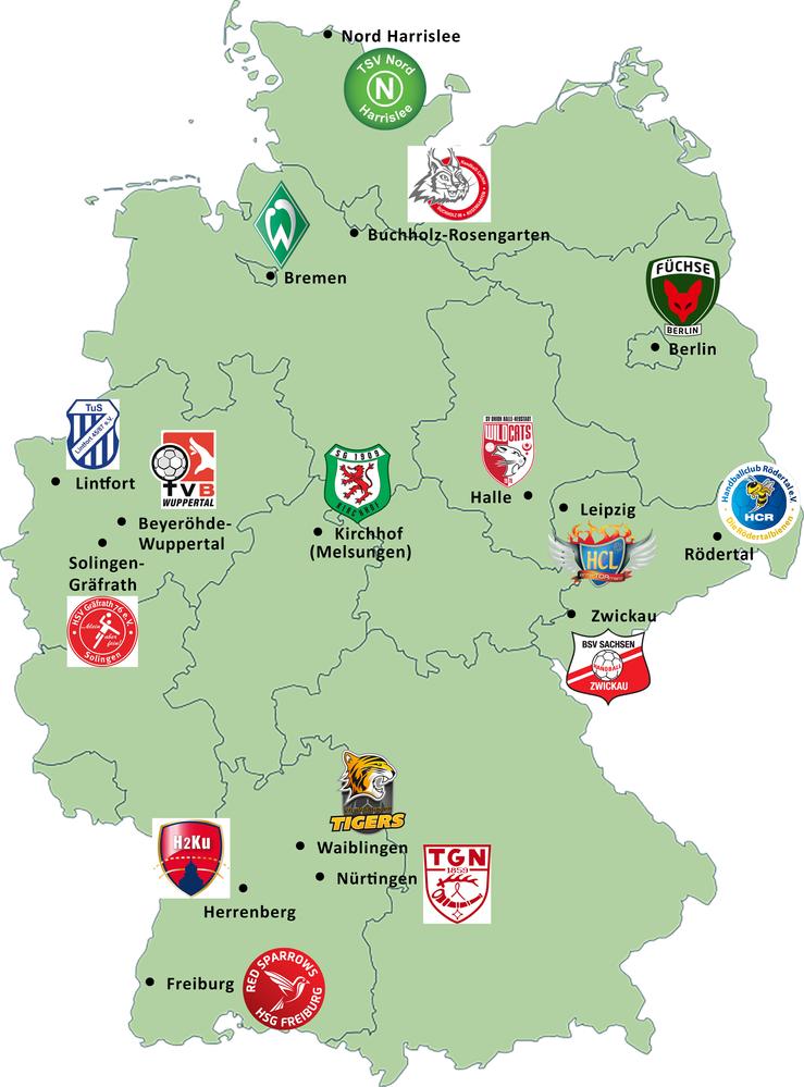 2. Handball Bundesliga Spielplan