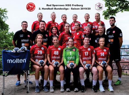 Wir empfangen die HSG Freiburg zu neuer Zeit
