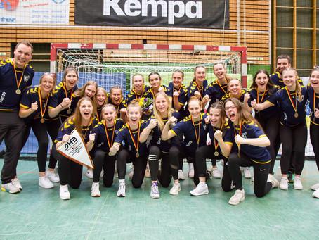 B- Jugend gewinnt Bronze bei der Deutschen Meisterschaft