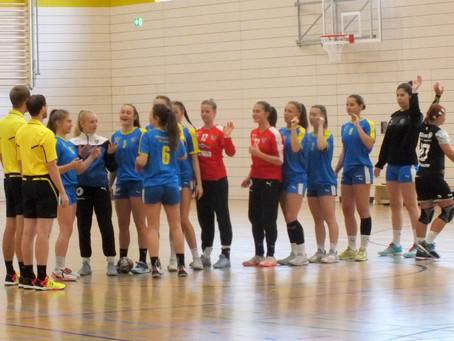 Unser starkes 5. Punktspiel in der Sachsenliga Frauen gegen Rotation Weißenborn