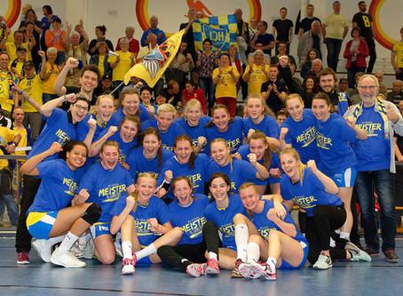 Staffelsieg der 3. Liga Ost und Final4 perfekt gemacht...
