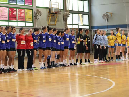 Internationaler Jugendaustausch zwischen dem HC Leipzig e.V. und Bnei Herzliya (Israel)