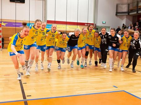 Sachsenderby HC Leipzig vs. HC Rödertal