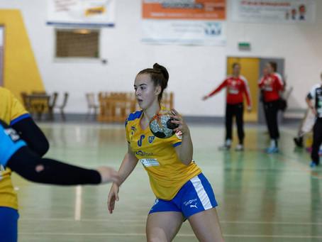 Information zum Ausscheiden der Spielerinnen Beatrix Kerestely, Anna Ansorge und Anna Lena Plate