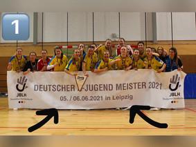 Versteigerung des DM A- Jugend Banners