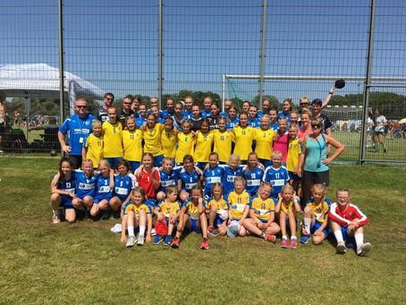Die E2 mit dabei – bei den Lübecker Handball Days 2019