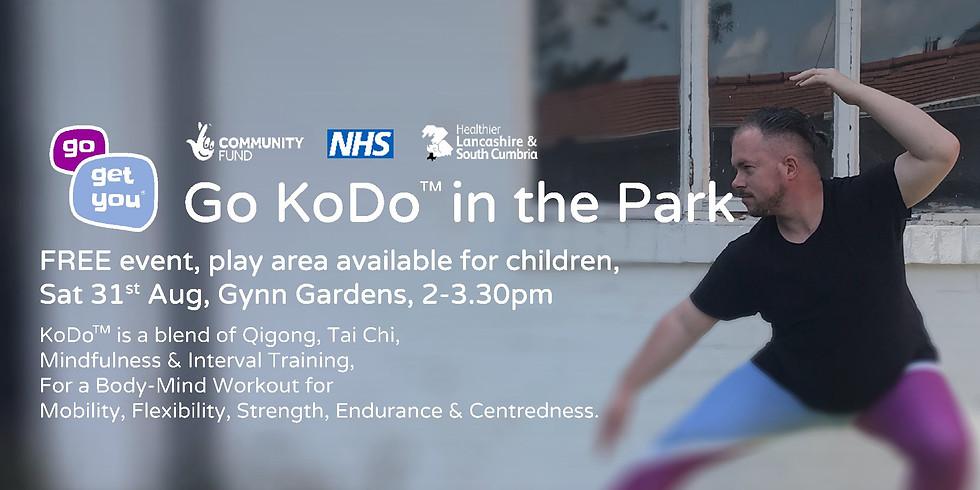 Go KoDo in the Park