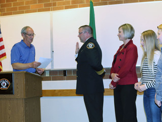 Poulsbo Fire Department selects next Fire Chief