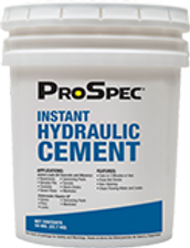 Instant Hydraulic Cement