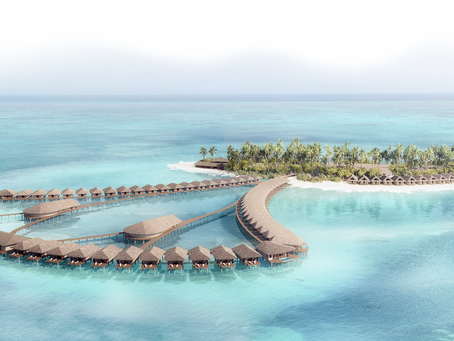 Couple stranded in the Maldives claims it actually isn't that great