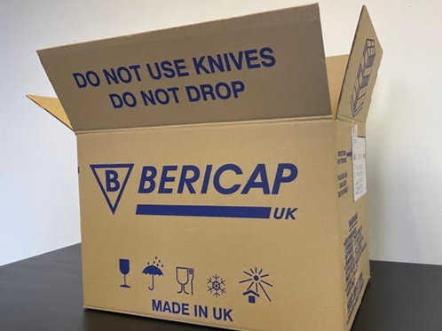 Bulk Bericap Double Walled Boxes (Quantity 100)