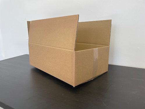 20 x  Small Plain Boxes  Size : L: 55cm W: 36cm H: 20cm