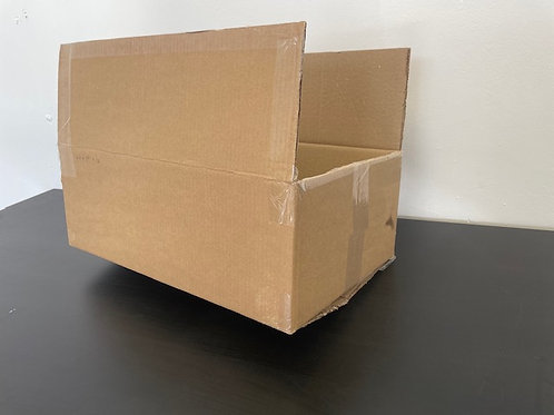 Strong double walled cardboard box