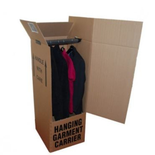 Strong Wardrobe Carton
