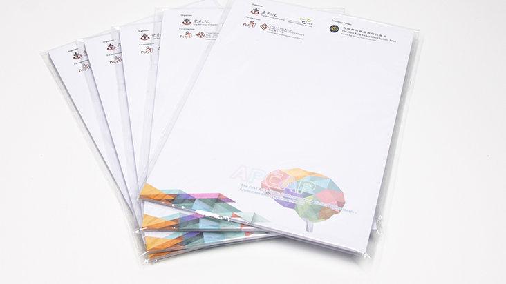 A5 writing pad / 便條紙