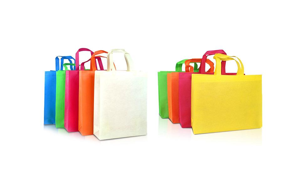 環保袋 (有側有底)