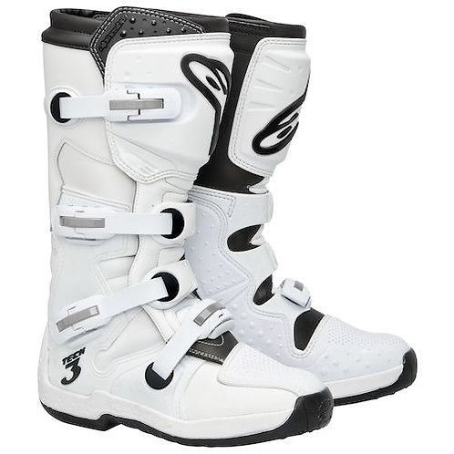 BOTA ALPINESTAR TECH 3 SUPERWHITE 8