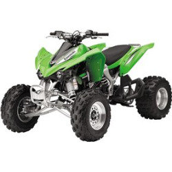 New Ray Toys 1:12 Scale Atv - Kfx450r - Green 57503