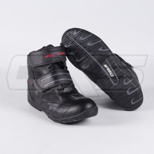 6fe2228034e Botas para moto tipo zapatilla probiker caña alta speed