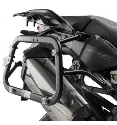 SW-Motech anclaje de maletas laterales EVO Off-Road, específicamente para:  Hond