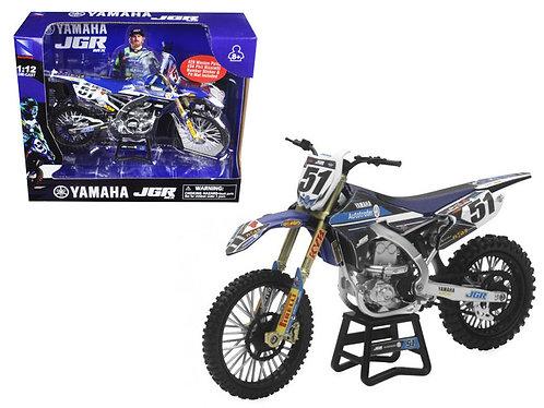 Yamaha Jgr Justin Barcia YZF450 1:12