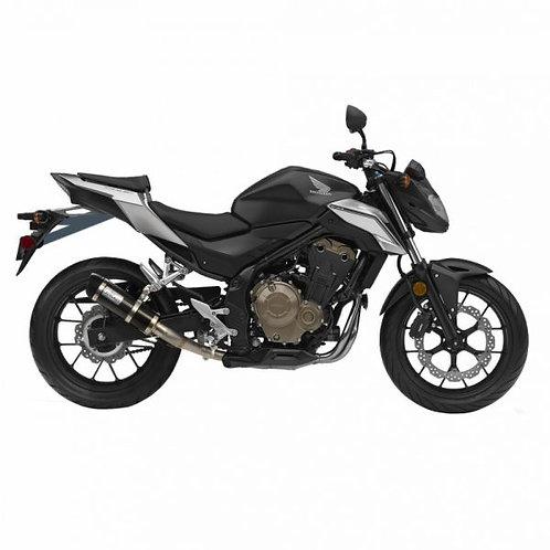 LeoVince Escape, GP Corsa EVO, Honda CB-CBR 500 F/X/R (3384 E) Carbono