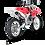 Thumbnail: Akrapovic Honda CRF 450 R 2012 - Full System