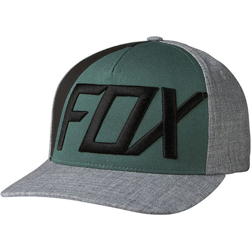 GORRO Fox Men's Flexfit BLOKED GREY