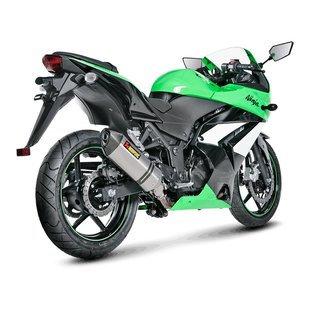 Akrapovic Slip-On - Kawasaki Ninja 250R 2008-2013