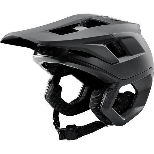 Casco Bicicleta Dropframe Pro Negro Fox