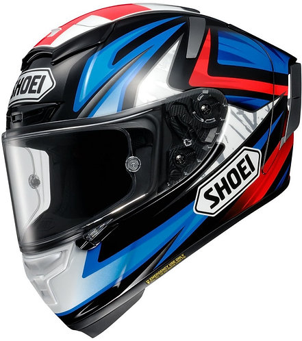CASCO SHOEI X-SPIRIT III BRADLEY