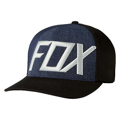 GORRO Fox Men's Flexfit BLOKED BLUE
