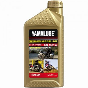 YAMALUBE PERFORMANCE 100% SINTETICO 15W50