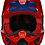 Thumbnail: Casco Moto V1 Oktiv Rojo Fox