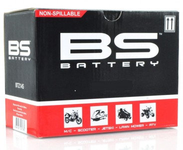 BATERIAS BS BATTERY (TIPO 12N)