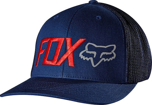 FOX HAT HARPRESS AZUL