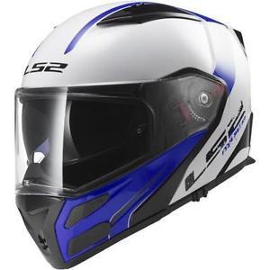 CASCO LS2 FF324 METRO RAPID BLUE