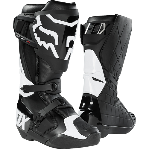 BOTAS FOX COMP R - BLACK