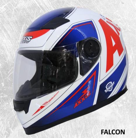 CASCO AXXIS X-250 FALCON TRICOLOR