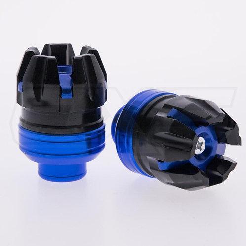 Topes anti caída slider para moto tc2 aluminio cnc colores