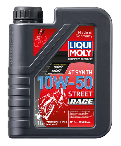 ACEITE LIQUI MOLY 4T 15W-50 RACE