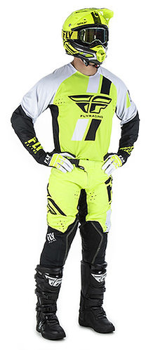 FLY RACING EVOLUTION DST - FLO