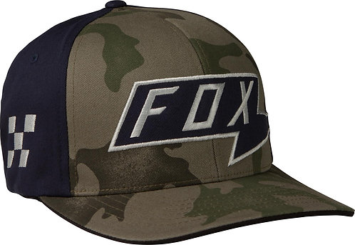 GORRO Fox Men's Flexfit AMP MILITARY
